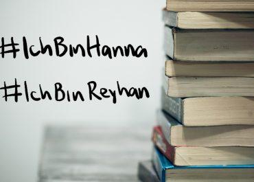 #IchBinHanna #IchBinReyhan